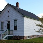 The Little White Schoolhouse Museum